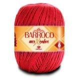 Barroco Max Color 3402 - Vermelho Circulo