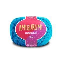 Amigurumi 2194 - Turquesa