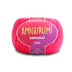 Amigurumi 3334 - Tulipa