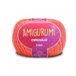 Amigurumi 4004 - Coral Vivo