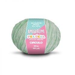 Amigurumi Pelucia 5743 - Neo Mint