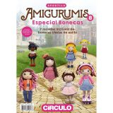 Apostila Amigurumis Bonecas