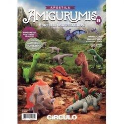 Apostila Amigurumis Dinossauros