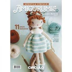 Apostila Amigurumis Bonecas e Bonecos